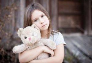 Девочка из детдома