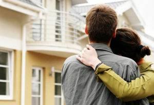 Молодая семья выбирает жилье