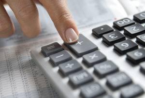 Расчет суммы субсидии
