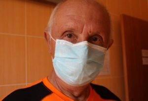 Пенсионер больной туберкулезом