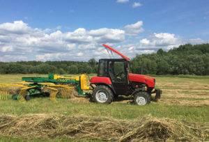 Освоение земли под сельское хозяйство