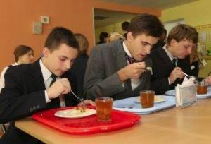 Бесплатное питание в школе в 2018 учебном году: кому положено и правила его оформления 67