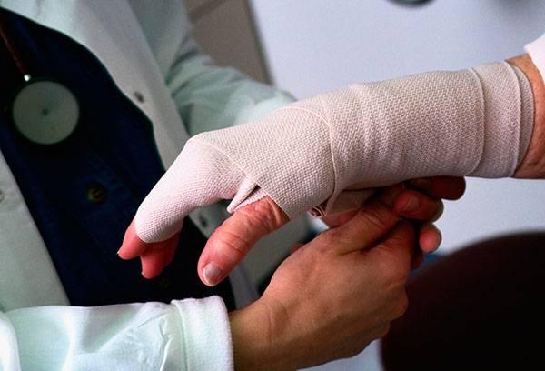 как производственная травма перелом руки выплаты неизвестного