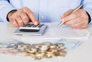 Расчет денежной компенсации