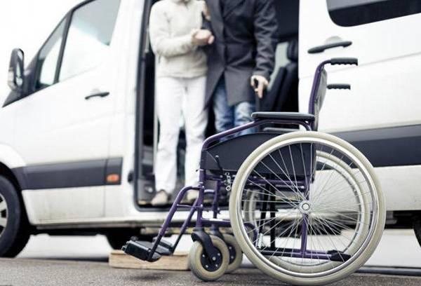 Транспорт для инвалида