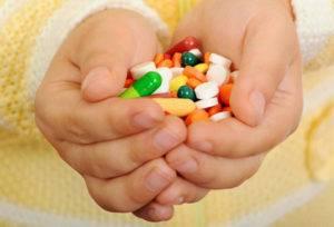 Бесплатные лекарства детям до 3 лет список