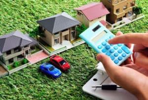 Подсчет налогов на землю