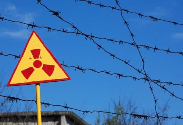 Запретная зона в Чернобыле