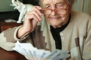 Пенсия 80 летним пенсионерам