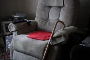 Кресло пожилого человека