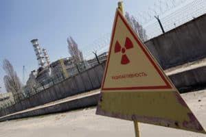 Зона радиоактивного загрязнения
