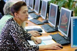 Курс компьютерной грамотности для пенсионеров