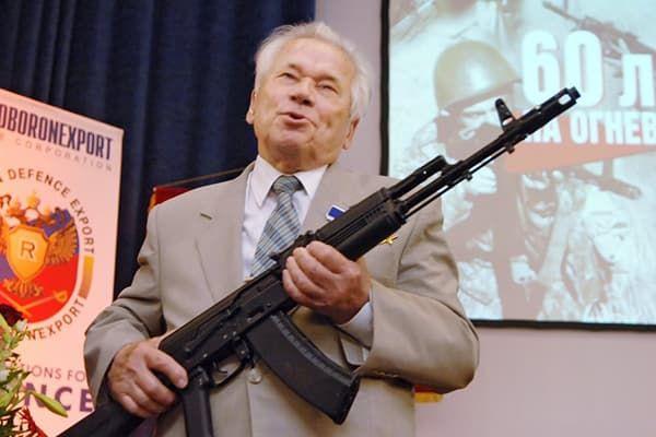 Михаил Тимофеевич Калашников