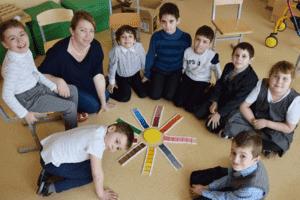 Социальная адаптация детей инвалидов