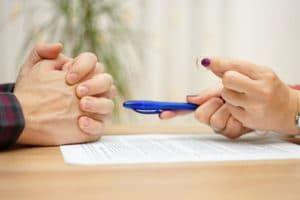 Алиментное соглашение при разводе