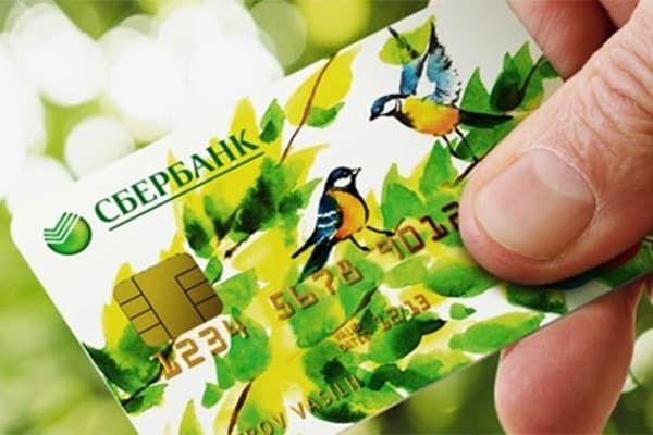 Социальная карта пенсионера от Сбербанка